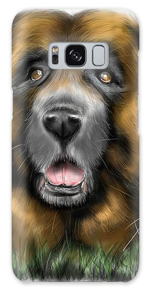 Big Dog Galaxy Case by Darren Cannell