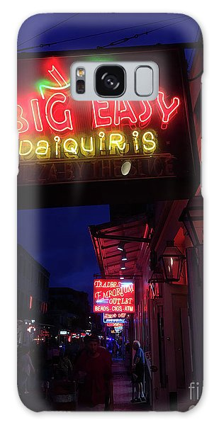 Big Easy Sign Galaxy Case