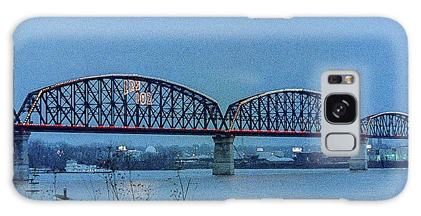 Big Four Bridge Galaxy Case