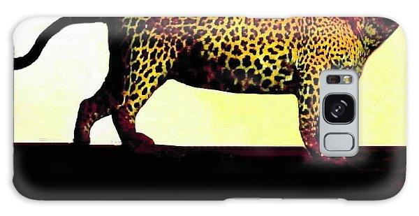 Big Game Africa - Leopard Galaxy Case