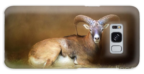 Big Horn Sheep Galaxy Case