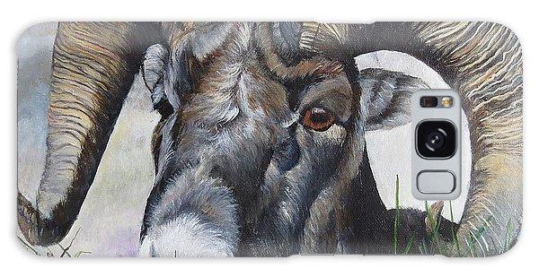 Big Horned Sheep Galaxy Case