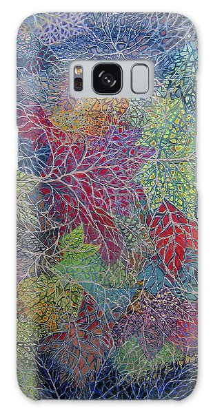 Big Leaf Maple Abstract Galaxy Case by Anne Havard