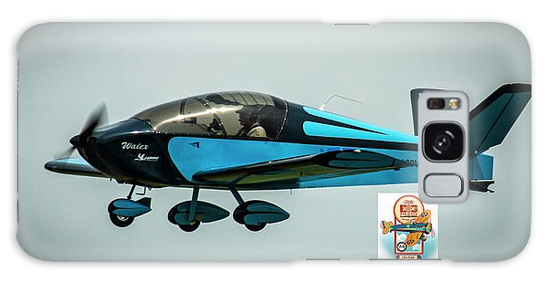 Big Muddy Air Race Number 100 Galaxy Case