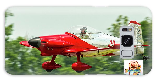 Big Muddy Air Race Number 11 Galaxy Case
