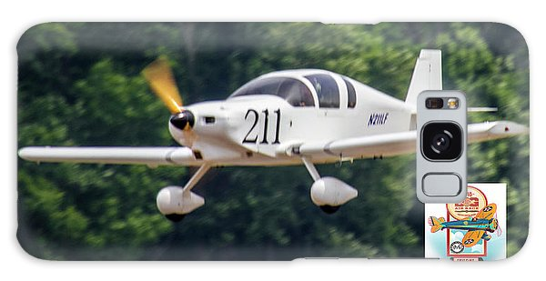 Big Muddy Air Race Number 211 Galaxy Case
