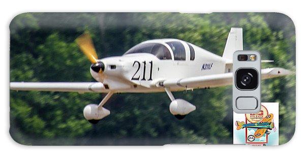Big Muddy Air Race Number 211 Galaxy Case