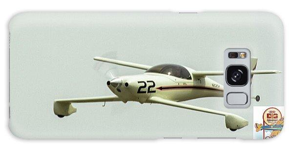 Big Muddy Air Race Number 22 Galaxy Case