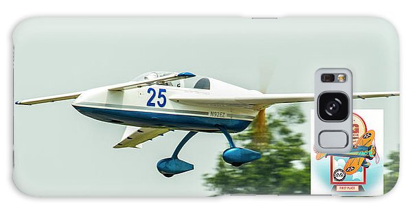 Big Muddy Air Race Number 25 Galaxy Case