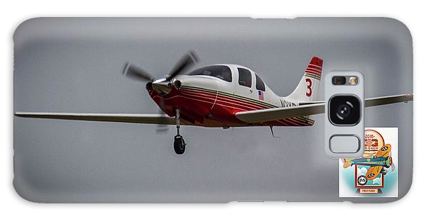 Big Muddy Air Race Number 3 Galaxy Case