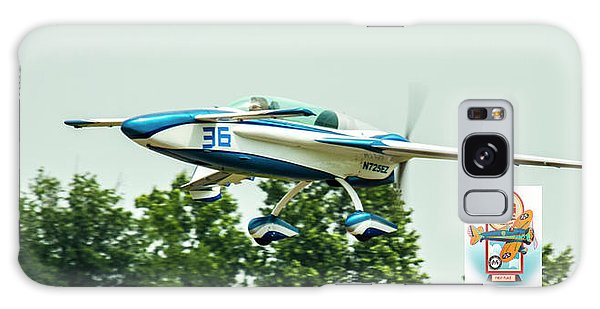 Big Muddy Air Race Number 36 Galaxy Case