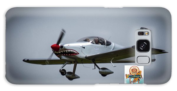 Big Muddy Air Race Number 5 Galaxy Case