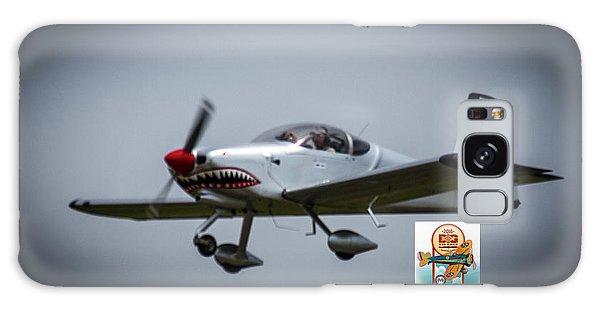 Big Muddy Air Race Number 5 Galaxy Case