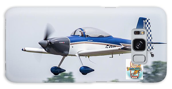 Big Muddy Air Race Number 503 Galaxy Case