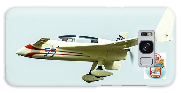 Big Muddy Air Race Number 55 Galaxy Case