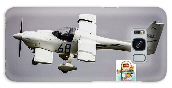 Big Muddy Air Race Number 68 Galaxy Case