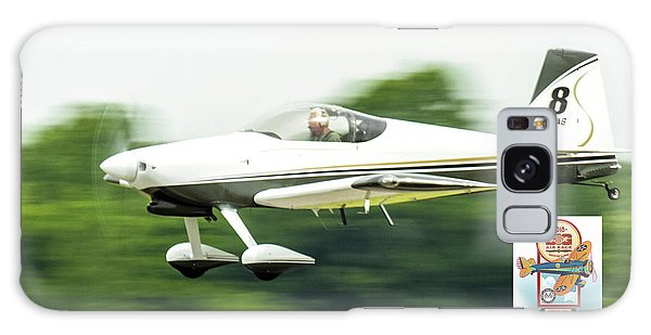 Big Muddy Air Race Number 8 Galaxy Case