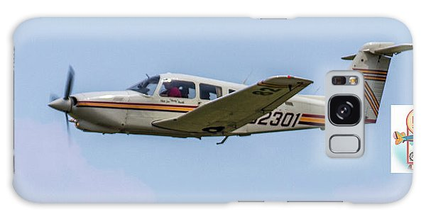 Big Muddy Air Race Number 82 Galaxy Case