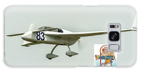 Big Muddy Air Race Number 83 Galaxy Case