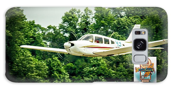 Big Muddy Air Race Number 93 Galaxy Case