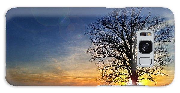 Big Oak Splendor Galaxy Case