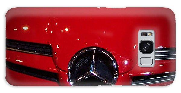 Automotive Galaxy Case - Big Red Smile - Mercedes-benz S L R Mclaren by Serge Averbukh