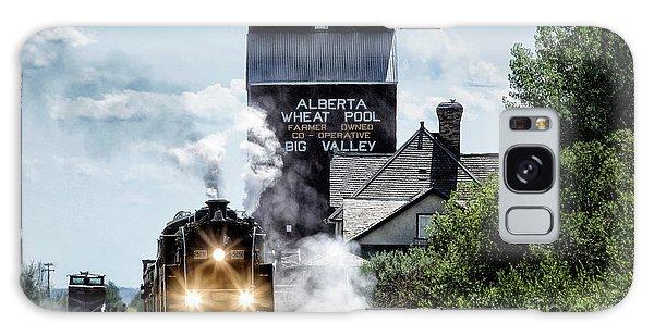 Big Valley Steam Galaxy Case by Brad Allen Fine Art