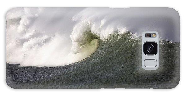 Big Waves #3 Galaxy Case