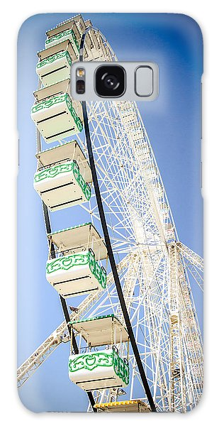 Galaxy Case featuring the photograph Big Wheel by Jason Smith