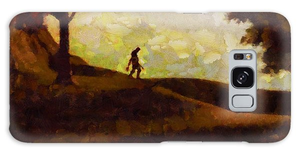Anubis Galaxy Case - Bigfoot by Esoterica Art Agency