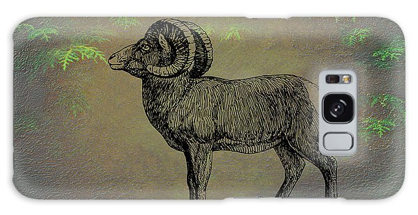 Bighorn Sheep  Galaxy Case