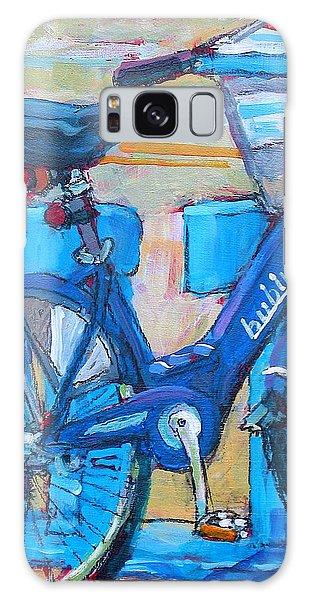 Bike Bubbler Galaxy Case