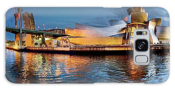 Bilbao Guggenheim Galaxy Case by Marty Garland