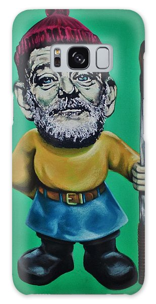 Bill Murray Golf Gnome Galaxy Case