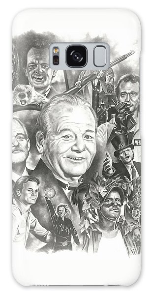Groundhog Galaxy Case - Bill Murray by James Rodgers