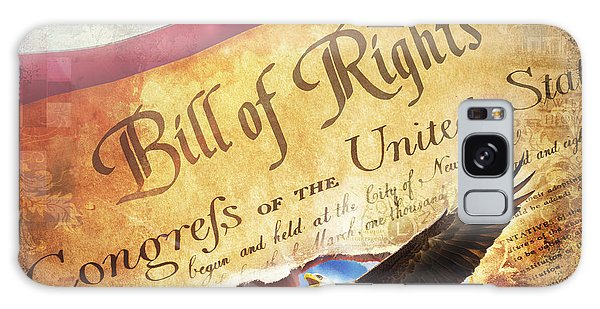 Bill Of Rights Galaxy Case