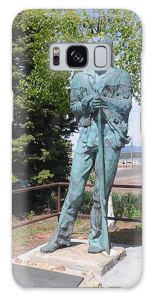 Bill Williams Statue Galaxy Case