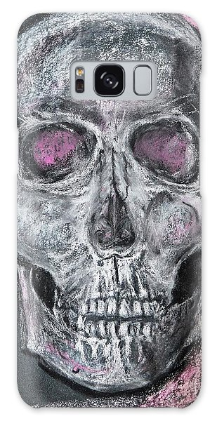 Billie's Skull Galaxy Case