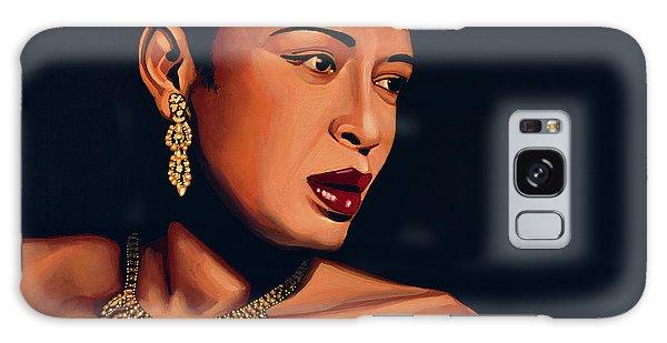 Summertime Galaxy Case - Billie Holiday by Paul Meijering