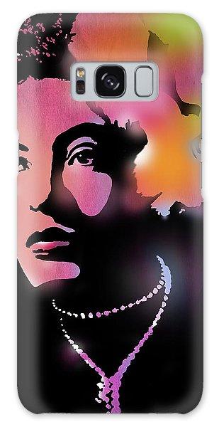 Billie Holiday Galaxy Case