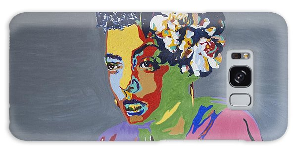 Billie Holiday Galaxy Case