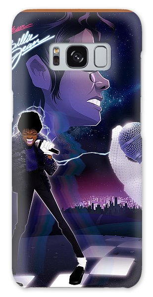 Billie Jean 2 Galaxy Case