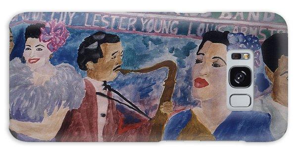 Billie's Brass Band Galaxy Case