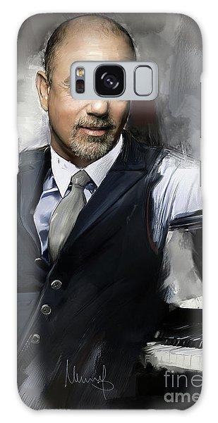 Elton John Galaxy S8 Case - Billy Joel by Melanie D