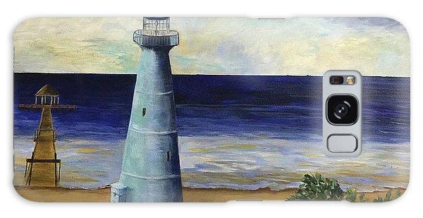 Biloxi Lighthouse Galaxy Case