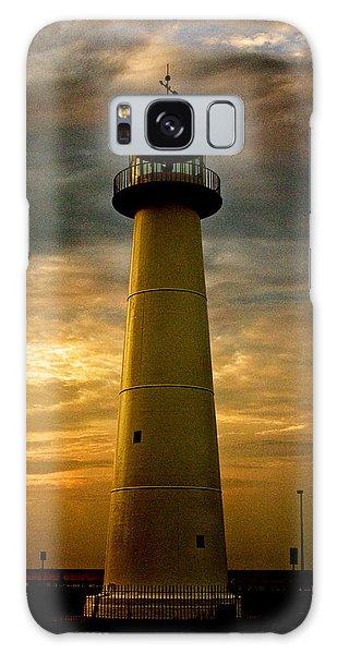 Biloxi Lighthouse - Sunrise Galaxy Case