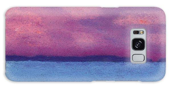 Bimini Sunrise Galaxy Case