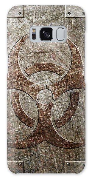 Bio Hazard Galaxy Case