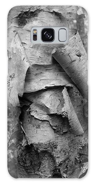 Birch Bark Galaxy Case