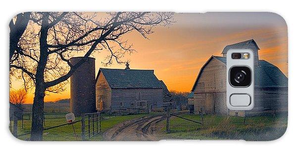 Birch Barn 2 Galaxy Case